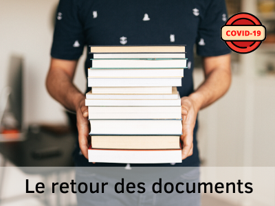 Le retour des documents