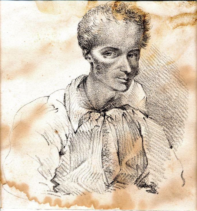 Autoportrait Laënnec