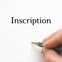 Insription